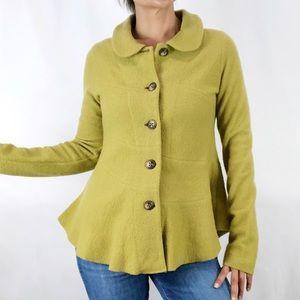Guineve Marooner Swing sweater jacket Size S